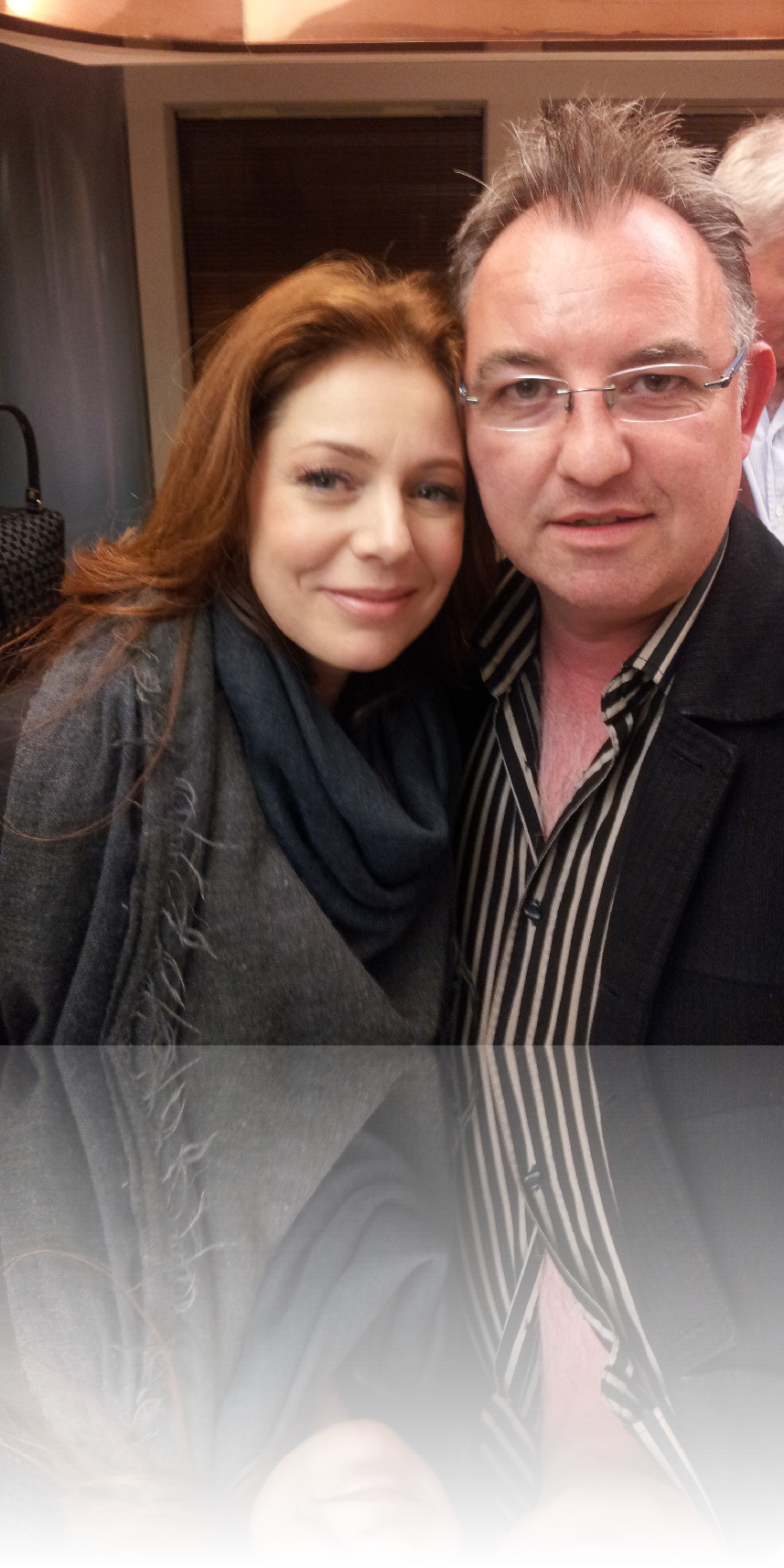 isabelle boulay et morgan